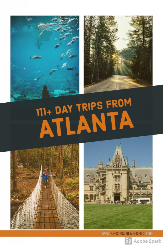 111+ Day Trips From Atlanta