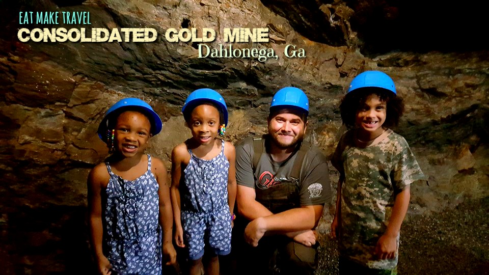 Trip to Consolidated Gold Mine