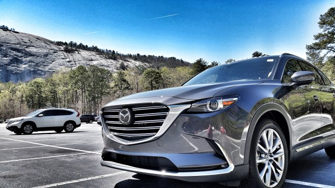 Car Review | 2017 Mazda CX-9