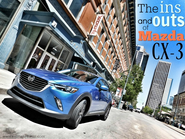The ins and outs of Mazda CX-3