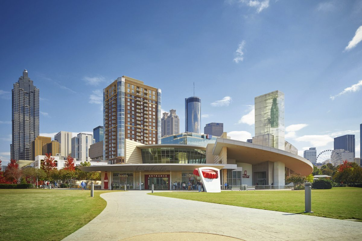 5 Ways to Savor Summer at World of Coca-Cola