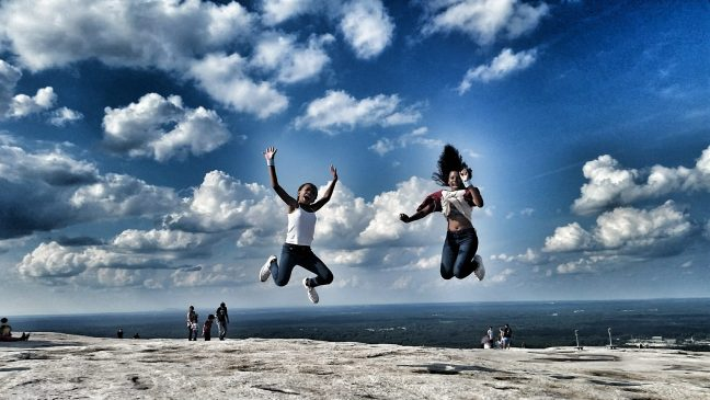 Sunday Funday at Stone Mountain Park