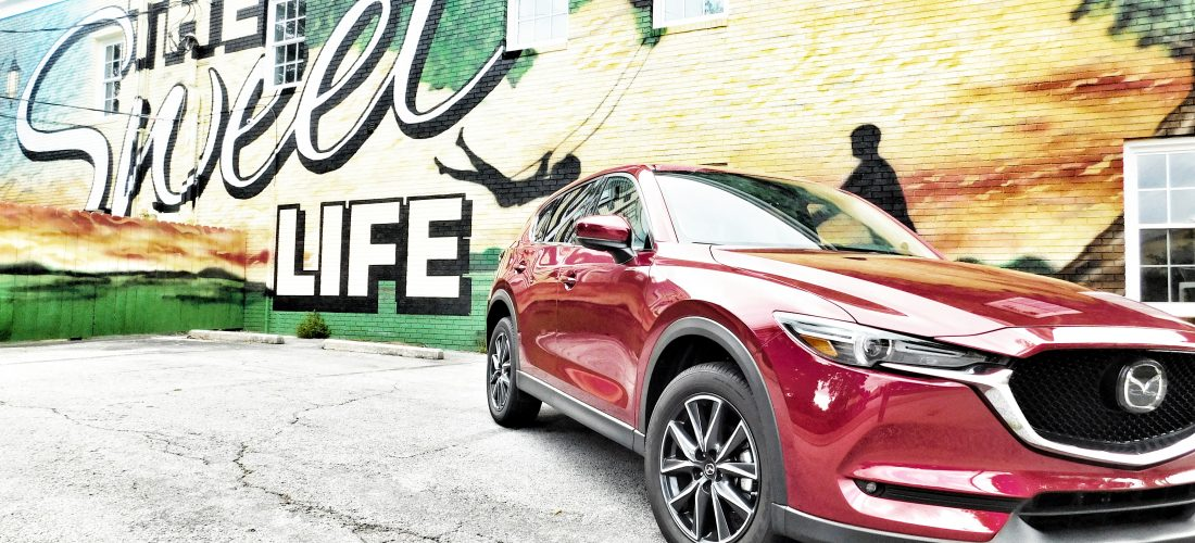 Why Mazda's CX5 Makes Life Sweeter