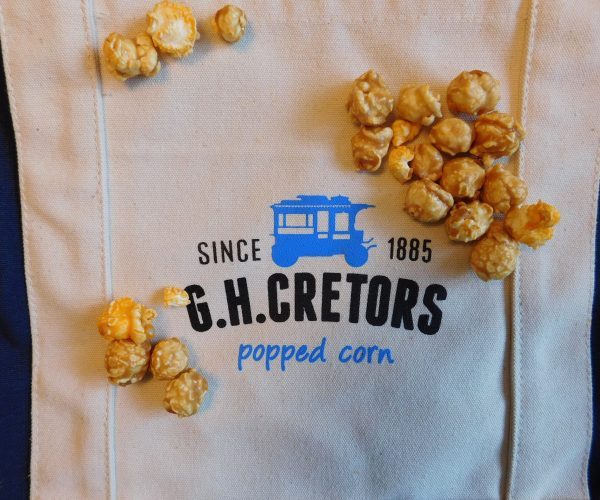 Trying G.H Cretors Popped Corn!