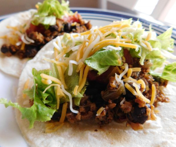 Vegan Taco Meat