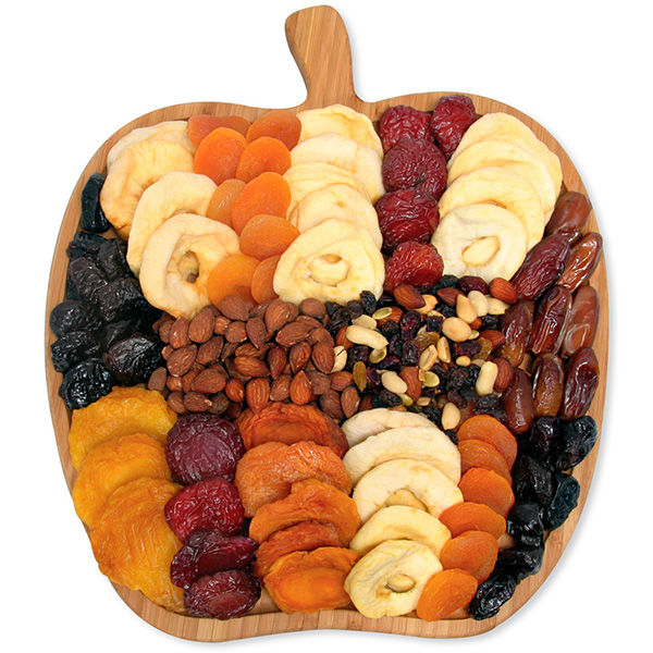 Dried Fruit and Nuts- Gourmet Gift Baskets
