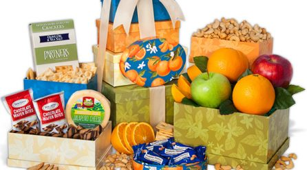 Gift Gourmet Gift Basket this Grandparent's Day