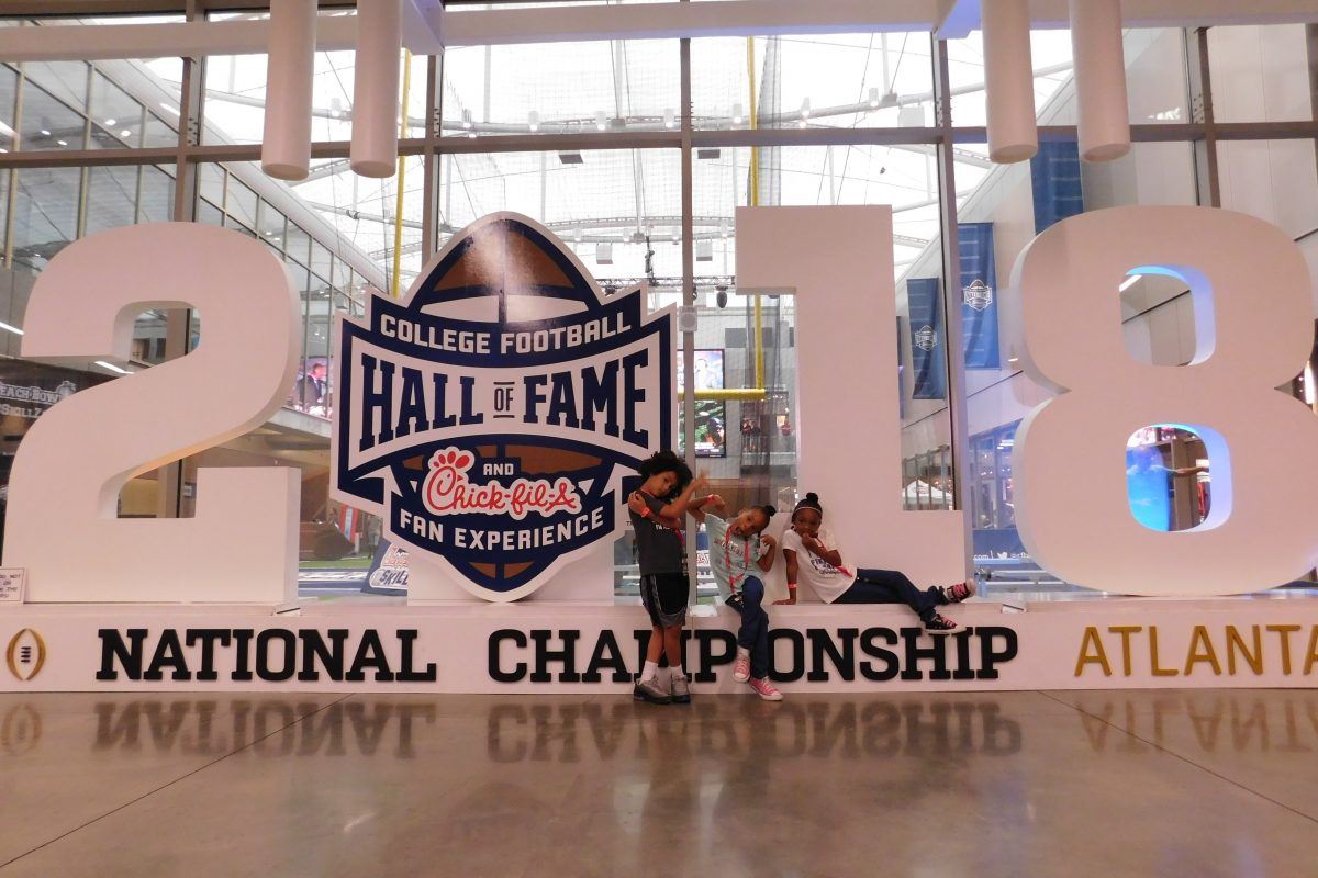 The College Football Hall of Fame