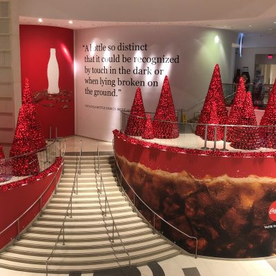 Spend the Holiday Season at World of Coca-Cola