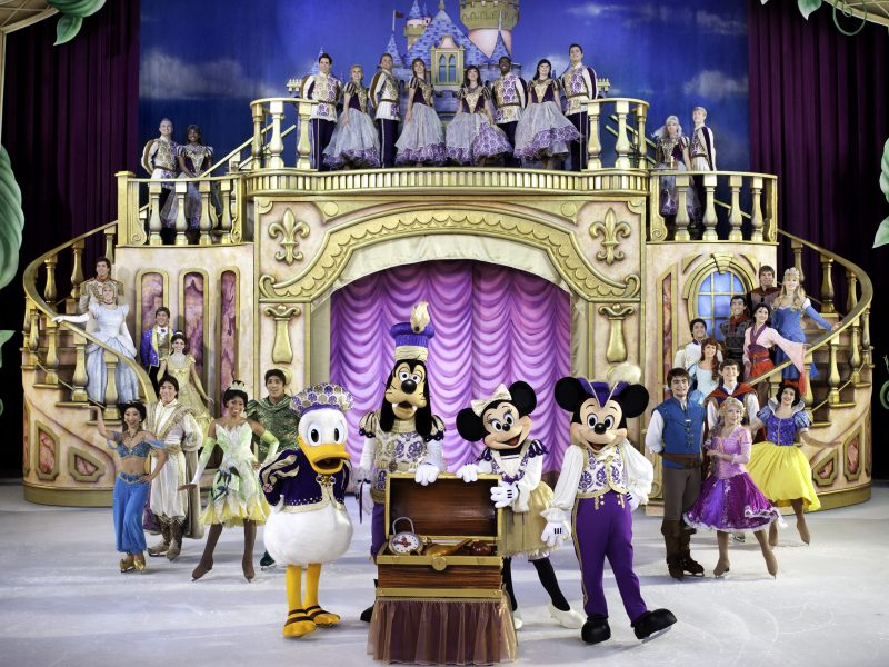 The Wonderful World of Disney on Ice Coming to Atlanta!
