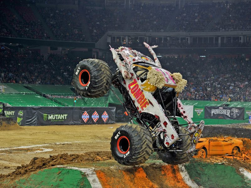 Monster Jam Coming to Atlanta!