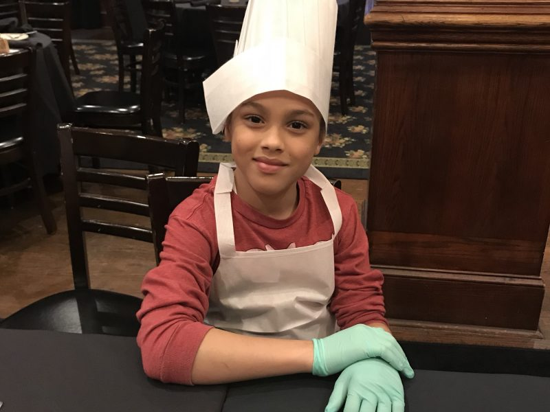 Kid's Cooking Classes at Maggiano's Little Italy