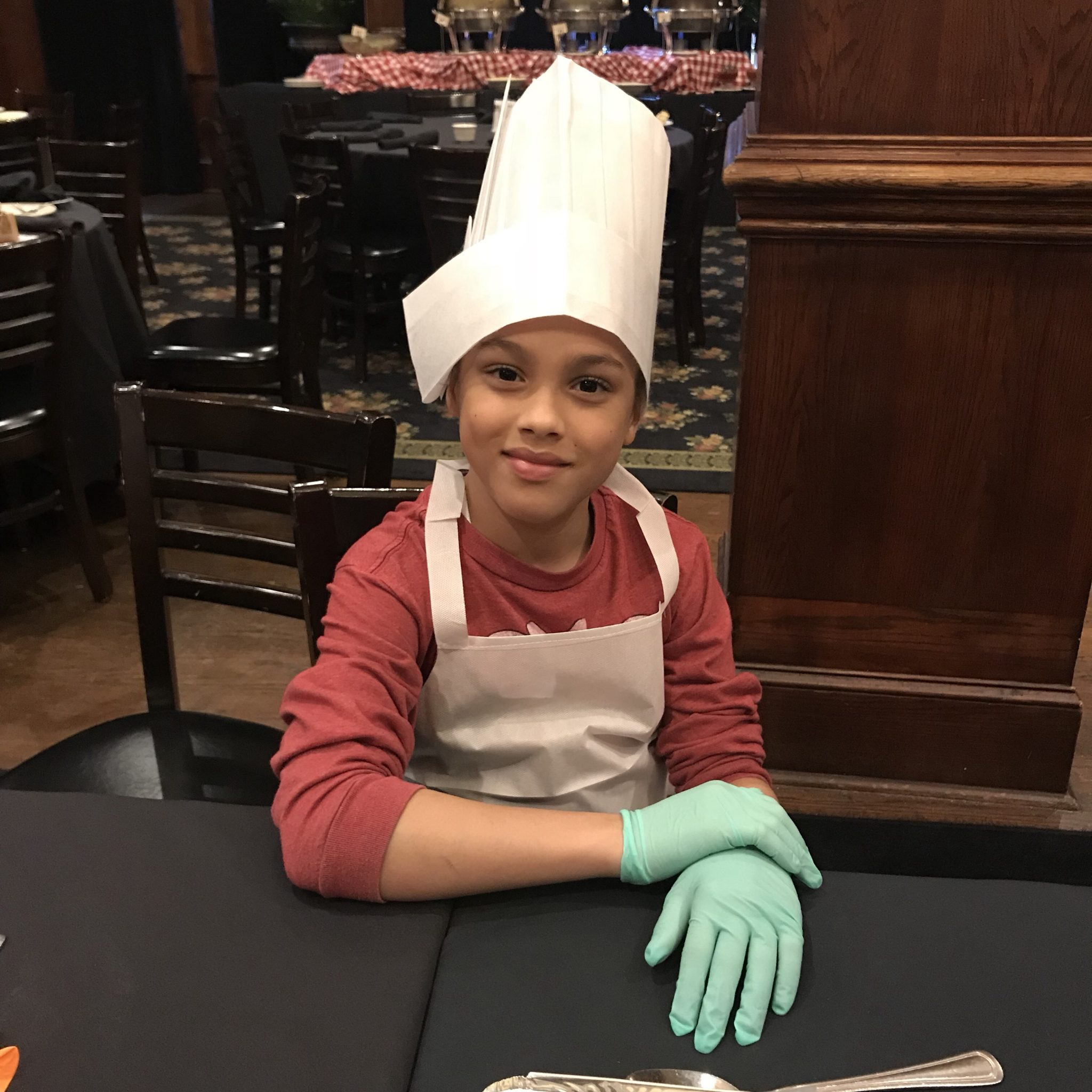 Maggiano's Little Italy: Kid's Cooking Classes