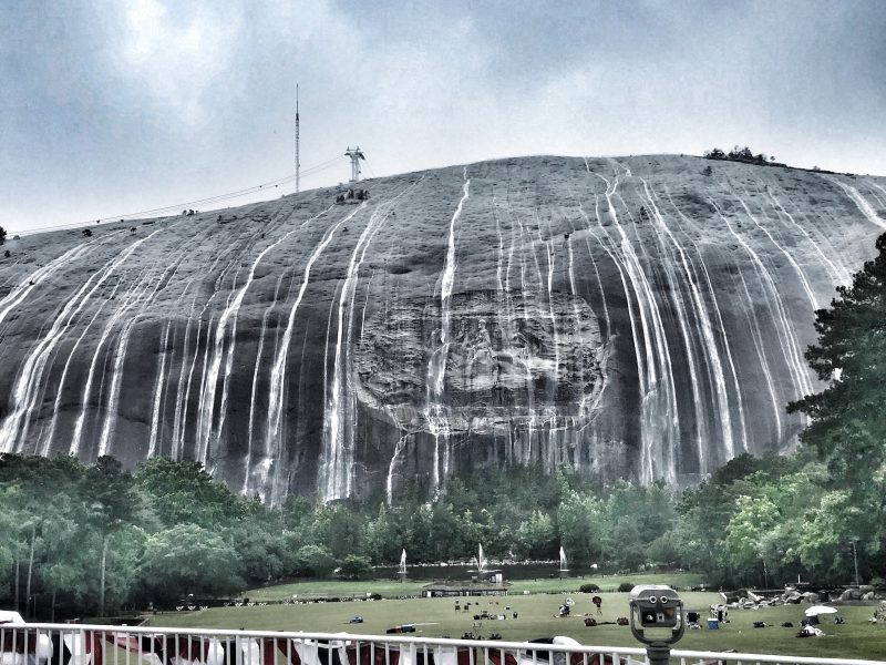 Tips to Enjoying Stone Mountain Park When The Weather isn't Great