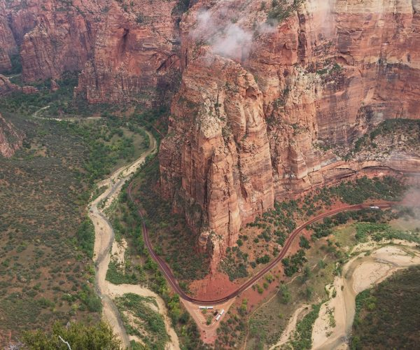 From Vegas to Zion National Park in a Day