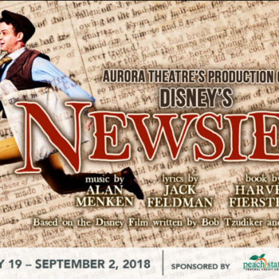 Disney's Newsies Presented by Aurora Theatre: 4 Things You'll Learn