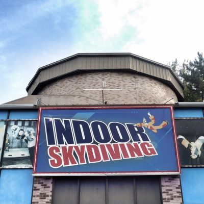 Flyaway Indoor Skydiving Pigeon Forge | Seeking The Weekend
