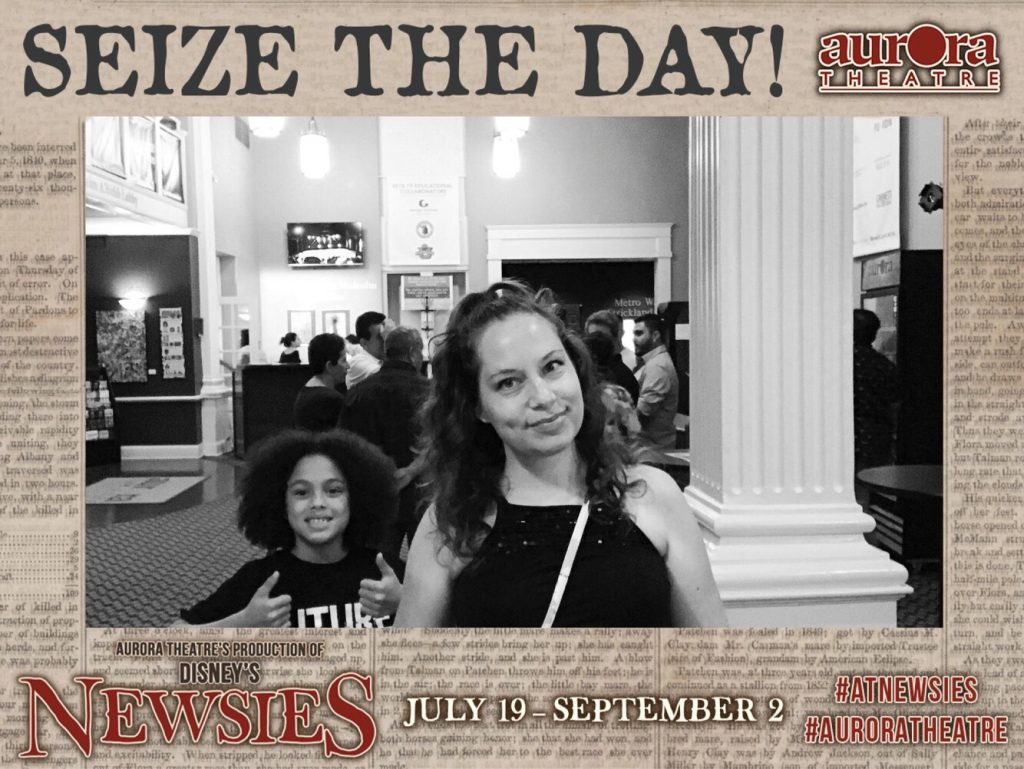 DISNEY'S NEWSIES AURORA THEATRE