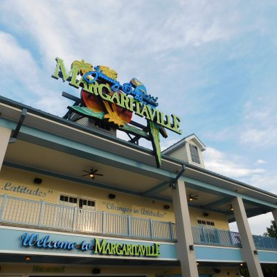 Margaritaville Pigeon Forge Restaurant: Island Atmosphere, Mountain View