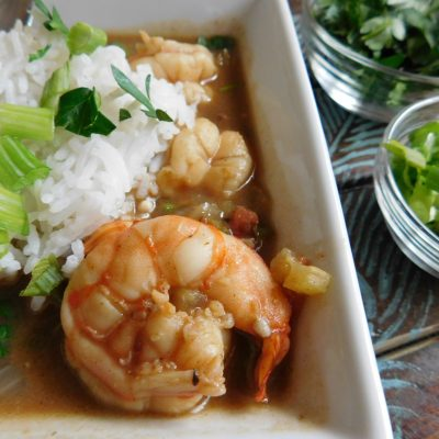 Shrimp Gumbo Recipe From Scratch | Seeking The Weekend
