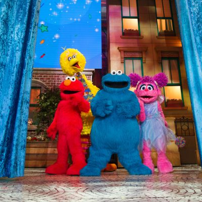 Sesame Street Make Your Magic Giveaway | Seeking The Weekend