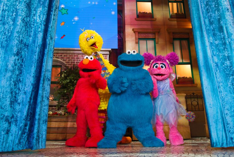 Sesame, Street, Make, Your, Magic,