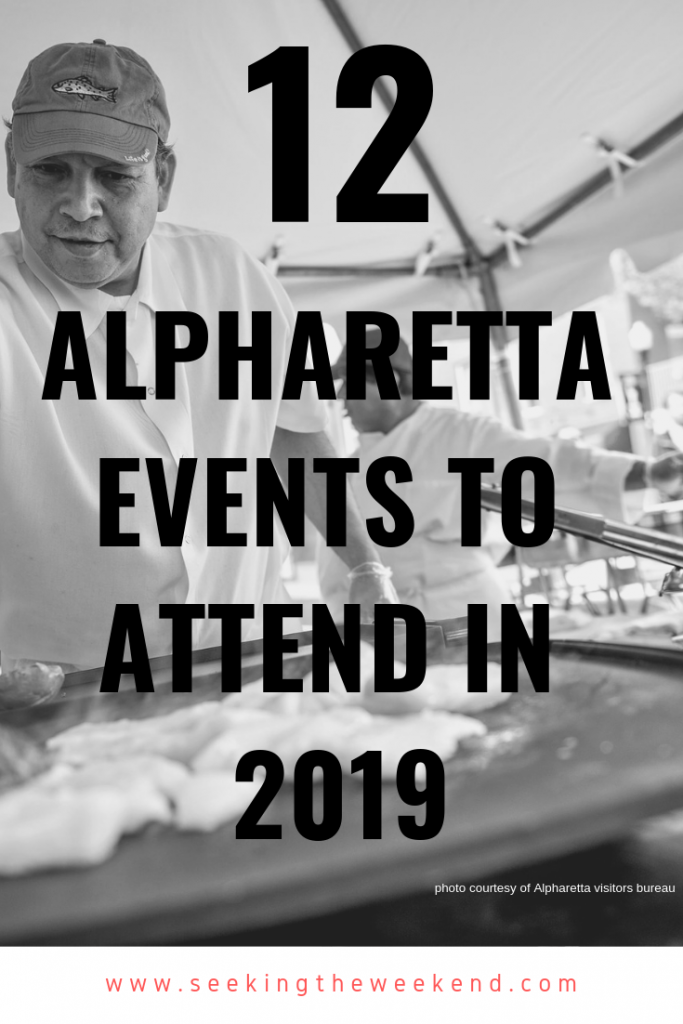 If you live in or close to Alpharetta Georgia, here are 12 Alpharetta events to attend this year. Best thing yet, there is something for everyone.