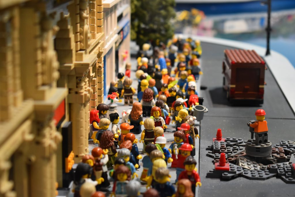 Legoland Discovery Center Atlanta is offering FREE admission to healthcare workers January 13-February 2 for Healthcare Appreciation Month.