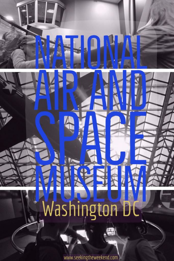 Smithsonian National Air and Space Museum is located in Washington DC. Along with all the other Smithsonian museums, they offer FREE admission.
